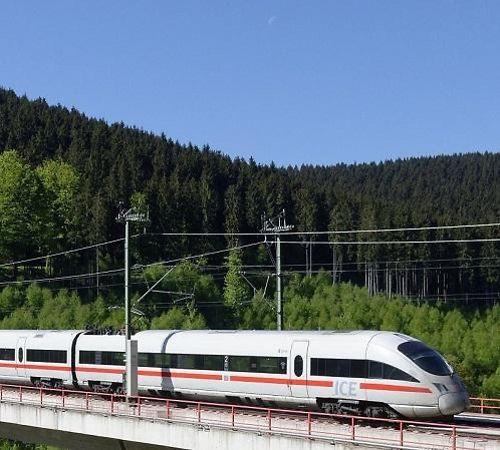 ICE Deutsche Bahn